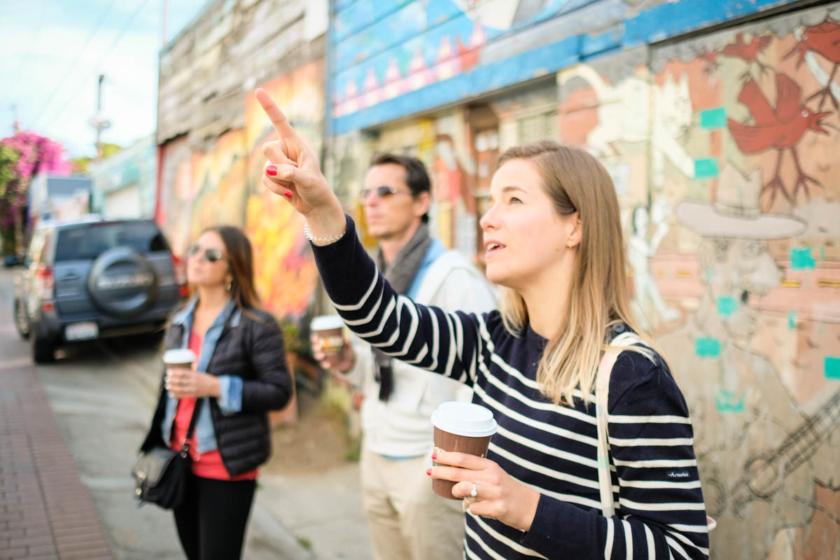 visite guidée san francisco en français mission district street art