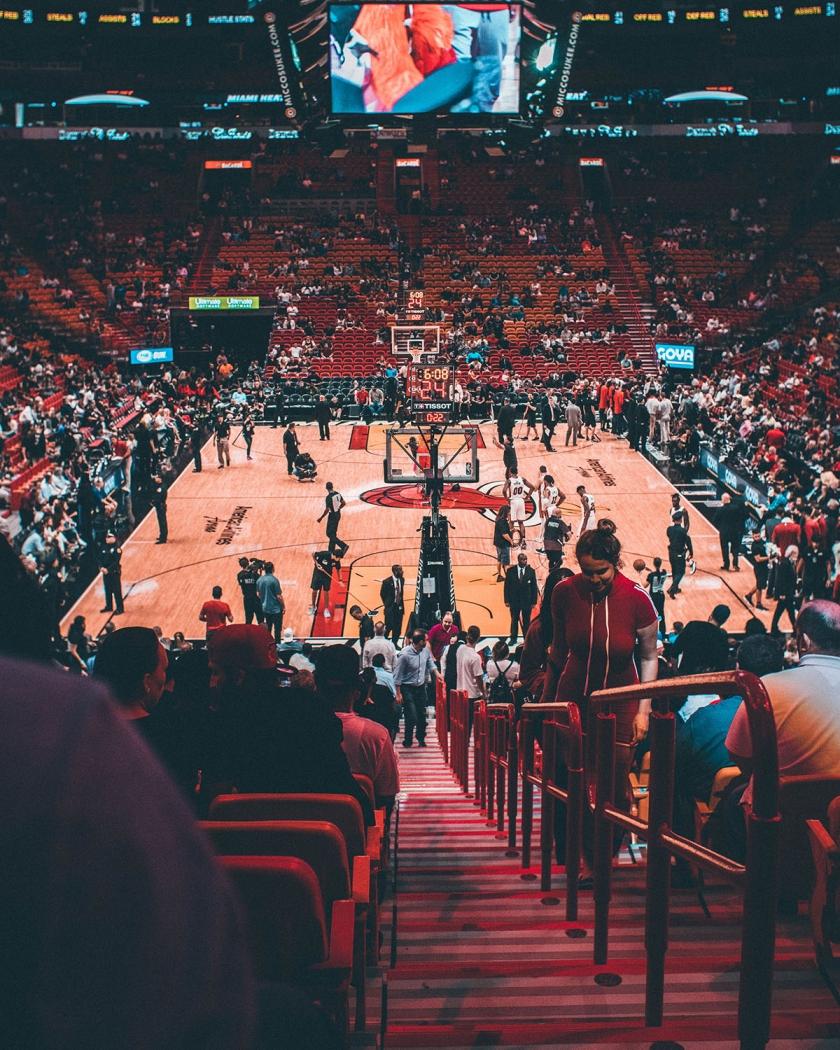 Les matchs des Miami Heat