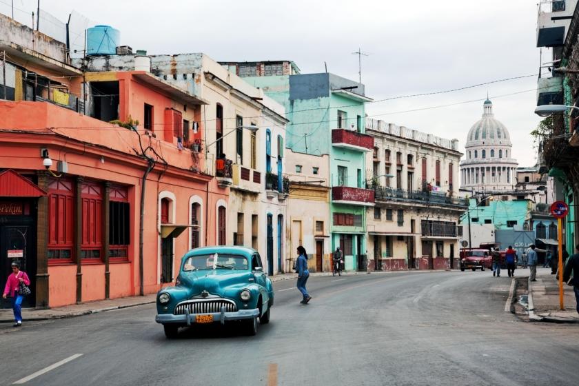 Voiture cubaine miami