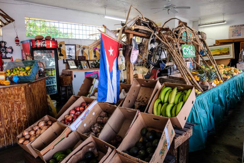 Marché de Little Havana