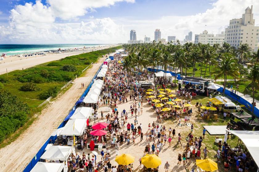 South Beach Seafood week est une expérience haut de gamme qui met en valeur les fruits de mer par les talents des plus grands chefs de Floride du Sud