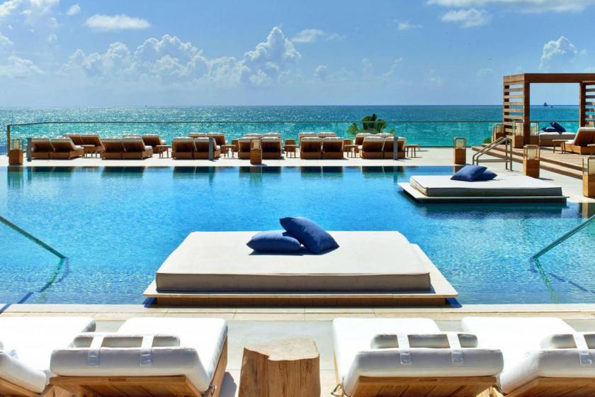 1 Hotel, un hôtel soucieux de la préservation de l'environnement à Miami Beach