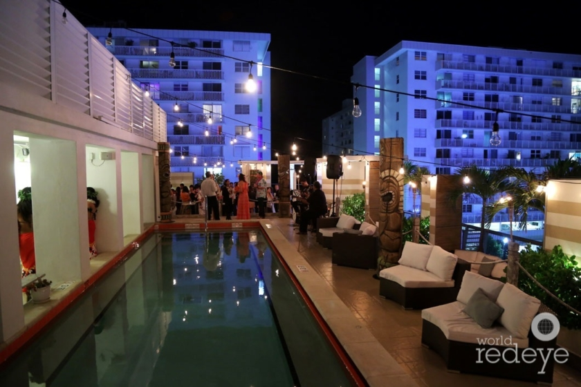 THE LOCAL HOUSE rooftop miami