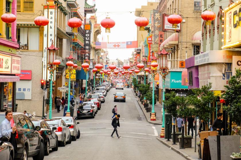 China Town 10 incontournables de visites à faire à et à voir à San Francisco