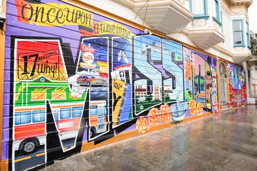 Missions District 10 incontournables de visites à faire à et à voir à San Francisco