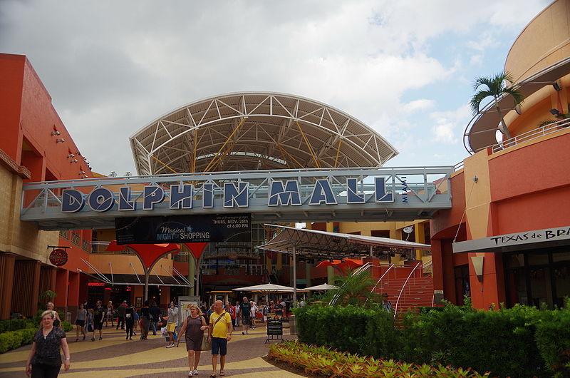 Dolphin mall Les bons plans shopping à miami