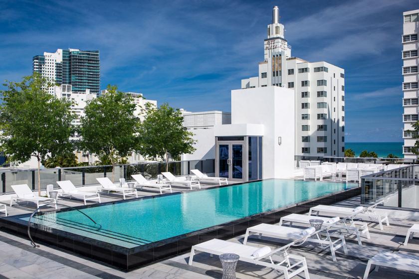 Gale, un hôtel de charme à Miami Beach