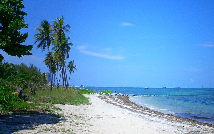 Hobie beach Les plus belles plages de Miami