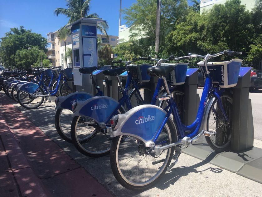 Citybike miami parking