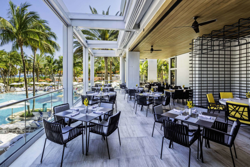 Loews, un hôtel calme idéal pour les familles à Miami