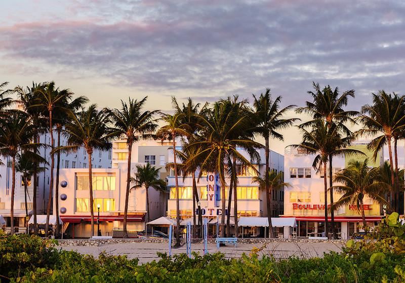 Les plus belles plages de Miami lummus park beach
