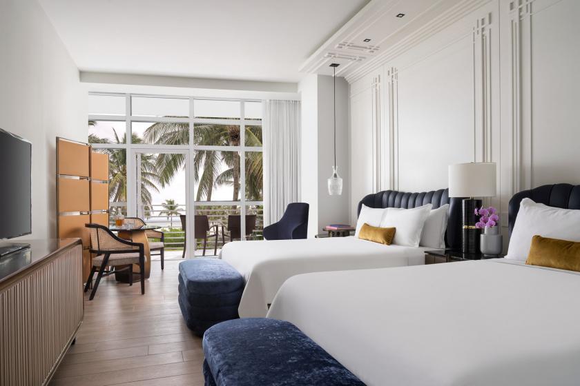 Le Ritz-Carlton, un hôtel idéal pour les enfants à Miami Beach