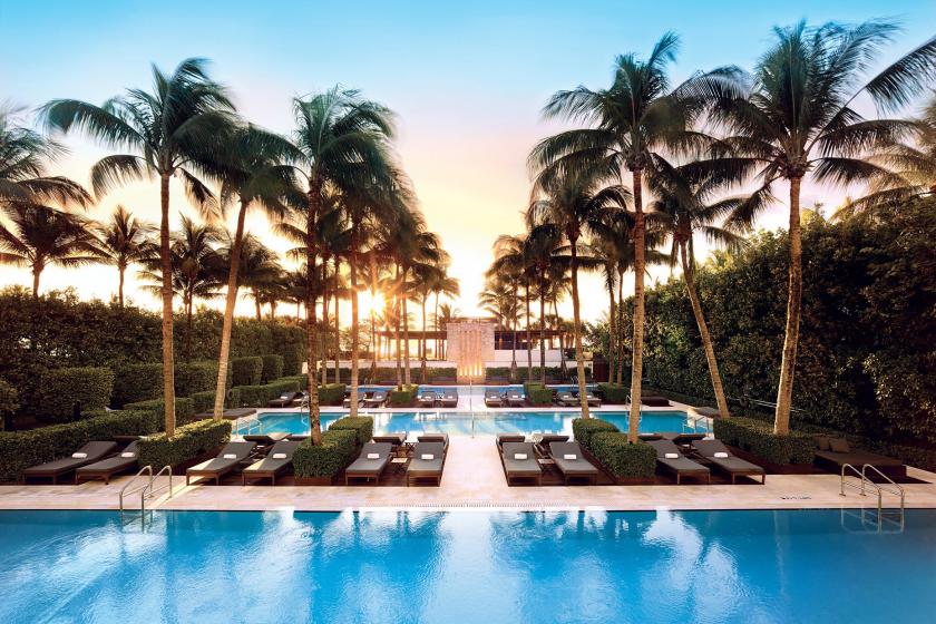 The Setai, un hôtel influencé par l'art asiatique à Miami