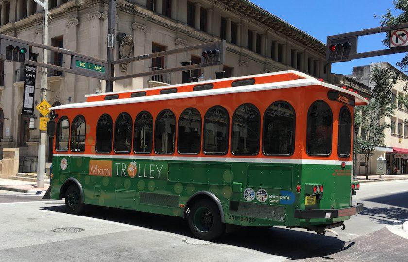 trolley miami
