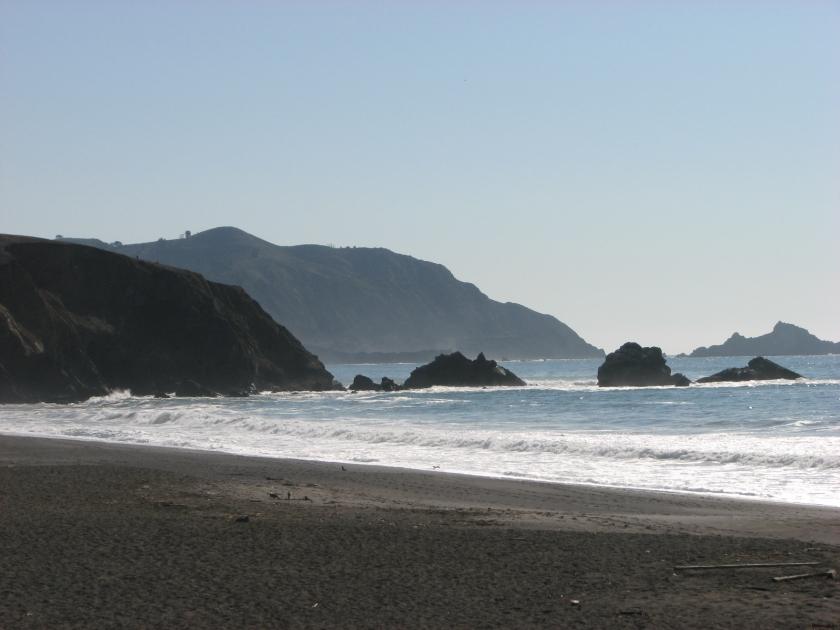 Sharp Park Beach l'une des meilleures plages l'été à San Francisco