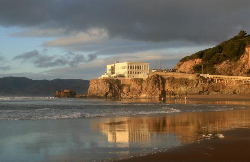 Cliff House l'un des meilleurs bars avec vue de San Francisco à découvrir lors d'une visite de San Francisco