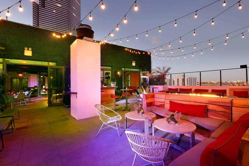 BLOOM SKYBAR rooftops de Miami