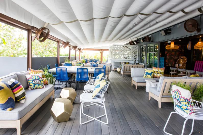 NO. 3 SOCIAL Les plus beaux rooftops de Miami