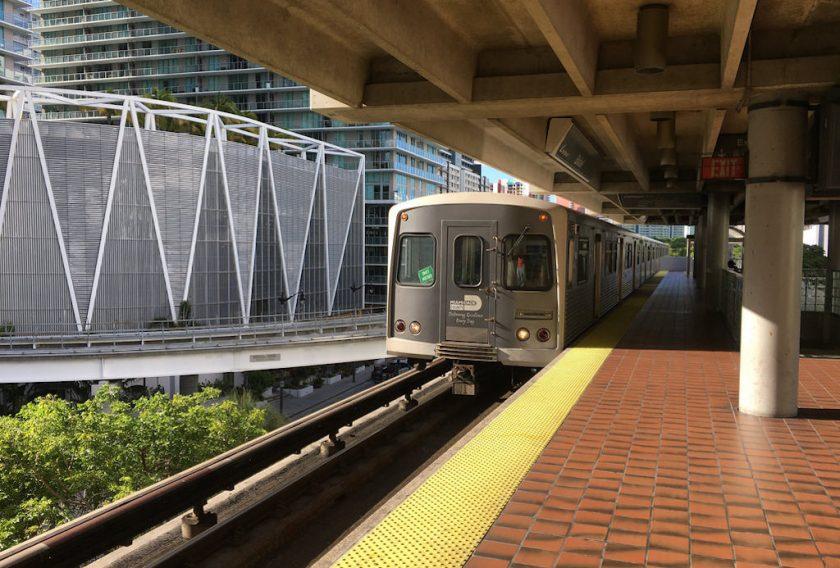 Metrorail miami