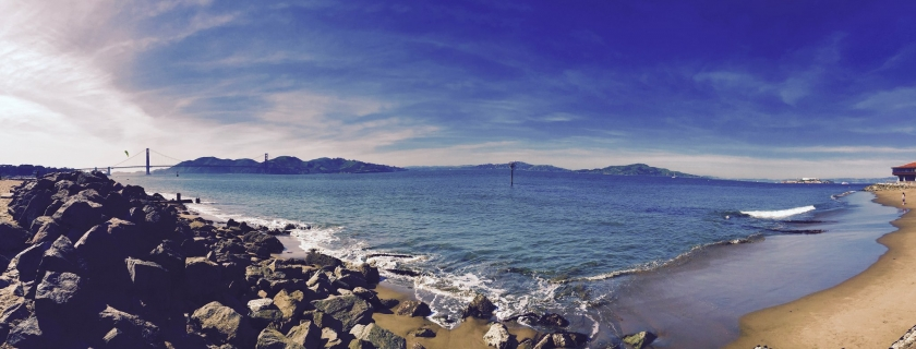 Crissy Field San Francisco l'une des plus belles plages à découvrir l'été à San francisco