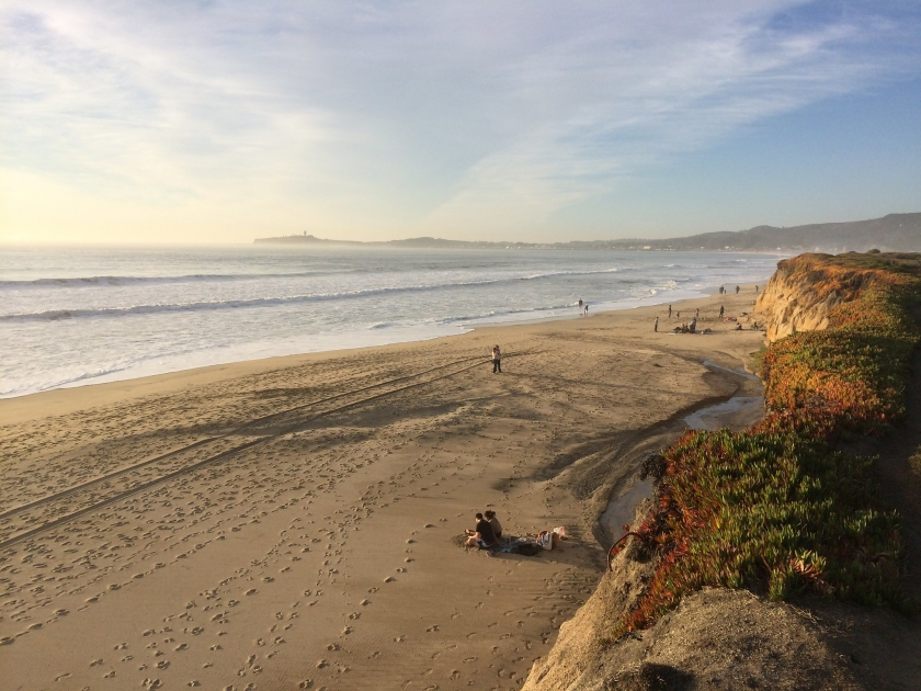 Poplar Beach l'une des plus belles plages à découvrir lors de vos visites a San Francisco