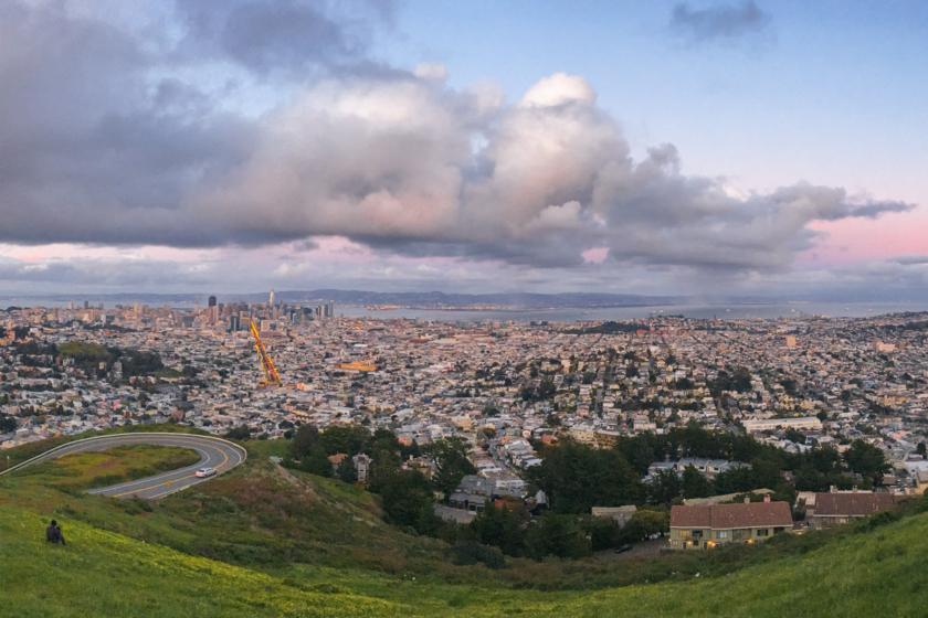 Twin Peaks 10 incontournables de visites à faire à et à voir à San Francisco