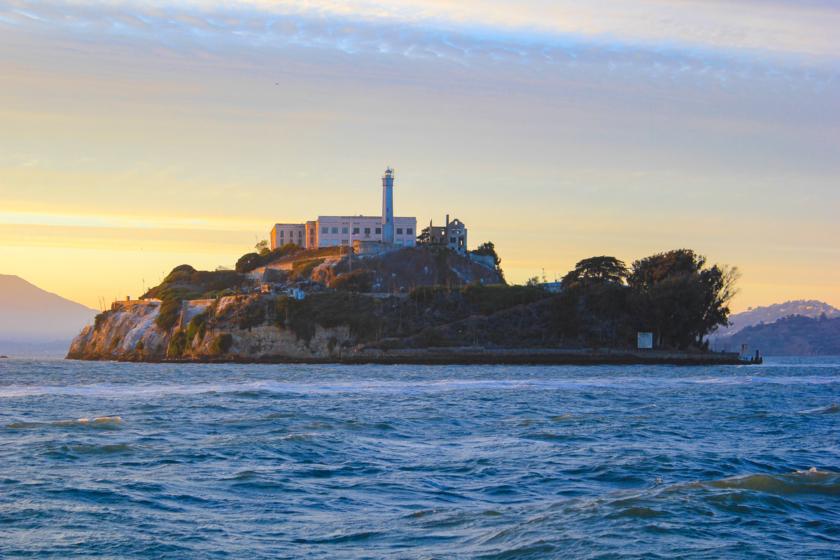 Alcatraz 10 incontournables de visites à faire à et à voir à San Francisco