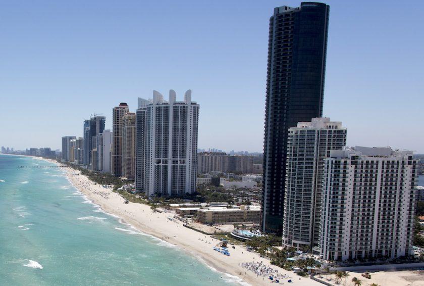 Sunny isles beach Les plus belles plages de Miami