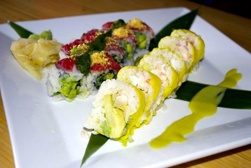 Sushi samba meilleur resto miami