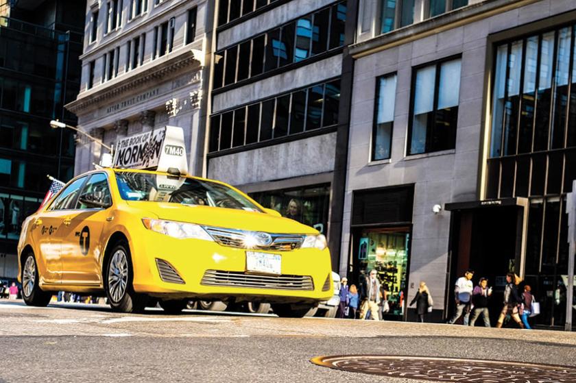 pourboires taxi